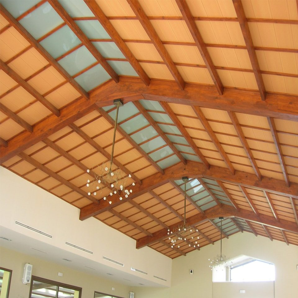 Bamboo Ceilings